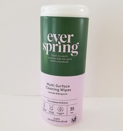 Everspring Cleaning Wipes
