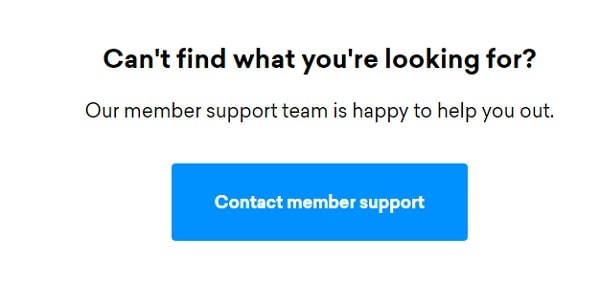 Credit Karma contact member support