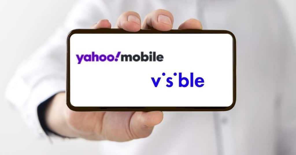 Yahoo Mobile vs. Visible
