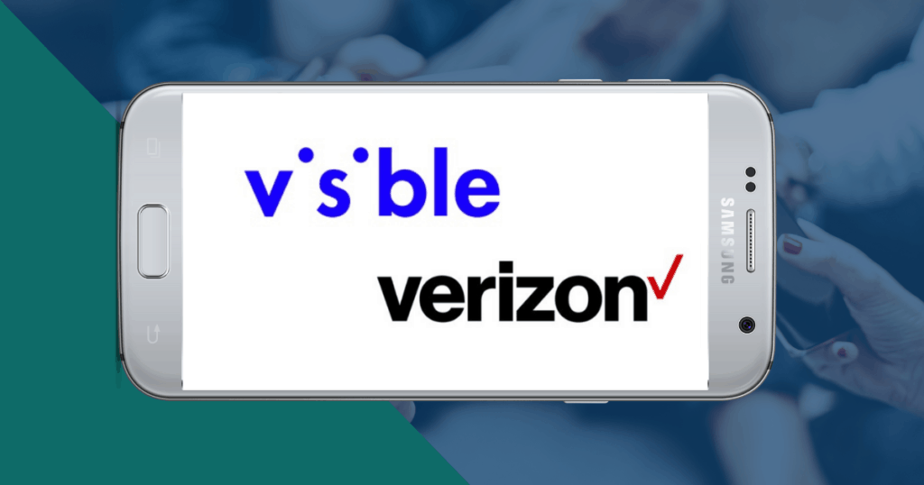 Visible vs. Verizon Price Comparison