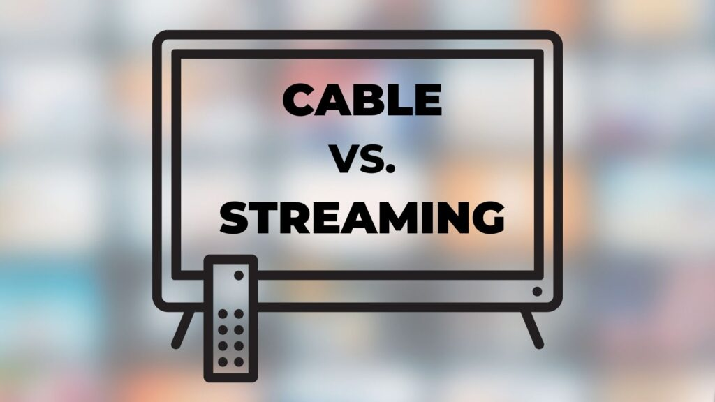 cable vs streaming price comparison